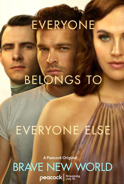 Brave New World TV series poster
