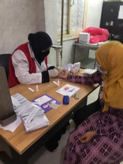 صحة المنيا تقدم الخدمات الطبية لـ  6208 سيدة ضمن المبادرة الرئاسية للعناية بصحة الأم والجنين