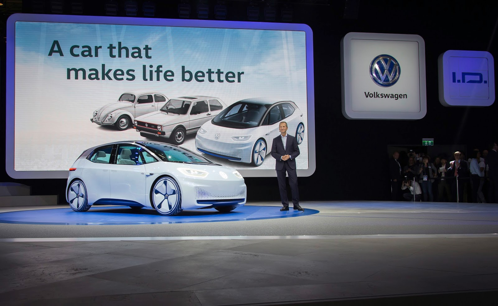 TRANSFORM 2025+ Η Volkswagen παρουσιάζει τη στρατηγική της για την επόμενη δεκαετία