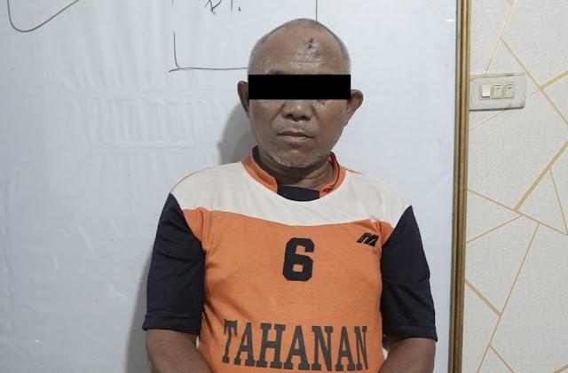 Kurang Dari 24 Jam  Satreskrim Polres Lamteng Bersama Tim Polda Lampung  Menangkap Pelaku Pembunuhan di Terbanggi Besar