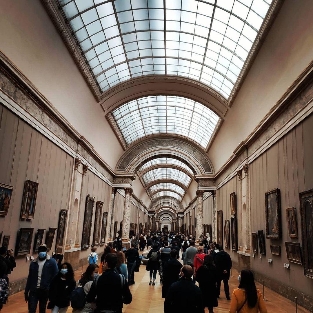 Traveling ke Musee Du Louvre PAris