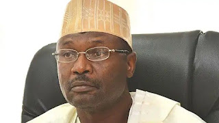 PRINCEWILL VOWS TO JAIL INEC CHAIRMAN, MAHMOOD YAKUBU