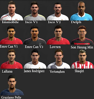 Big Facepack Vol.6 Pes 2013 by SG8