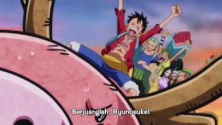 One Piece Episode 753 Subtitle Indonesia