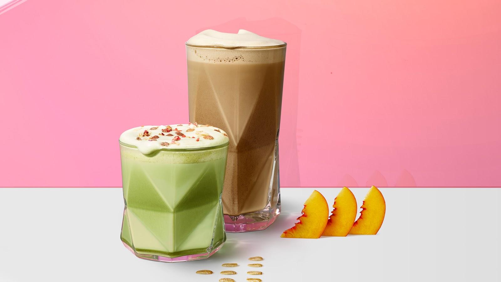 Elevated Tea Experiences With Bold, New Starbucks Teavana Beverages