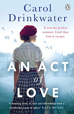 French Village Diaries From the Writing Desk interview Carol Drinkwater An Act of Love