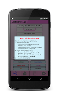 Pregnancy Calculators Pro Preview