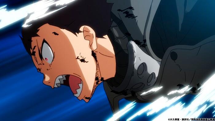 Fire Force anime temporada 2