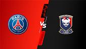 كاين وباريس سان جرمان  2021/02/10 كأس فرنسا