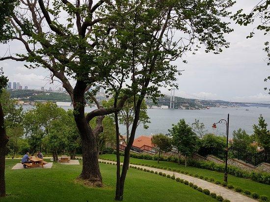 منتزه فتحي باشا كوروسو