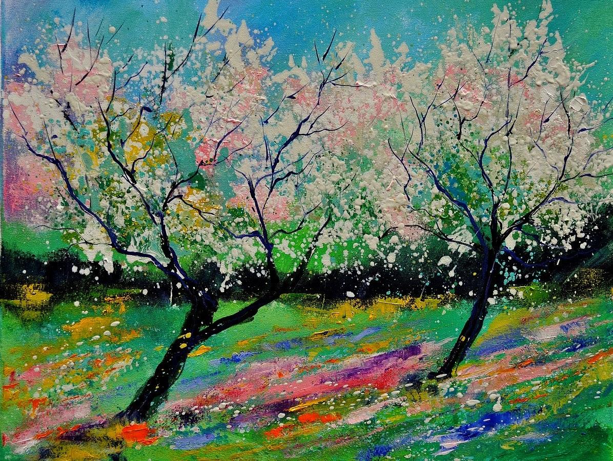 Self Taught Belgium Painter Pol Ledent