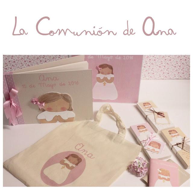 comunión-personalizada-infantil-álbum-fotos-libro-firmas-recordatorios