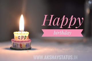 Happy birthday, shayari, wishesh , janmdij shubhkamnaye