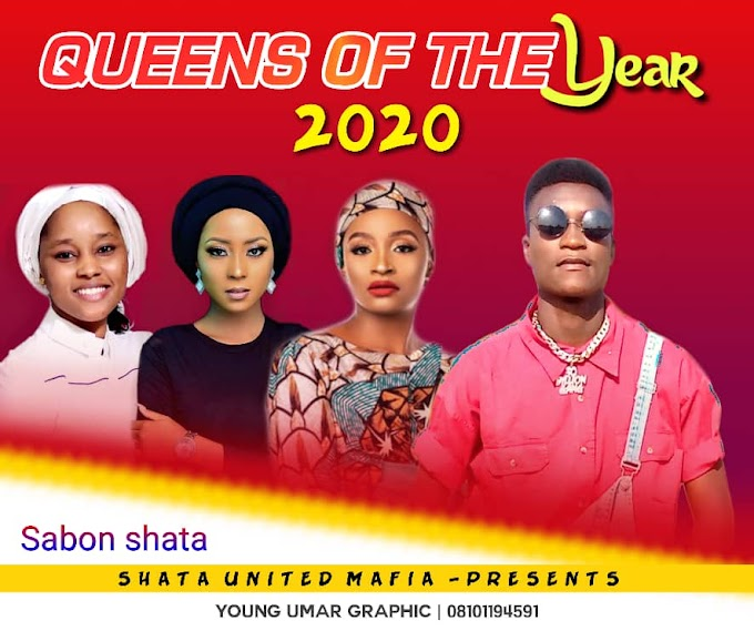 Queen Of The Year | BY DJTK Sabon Shata