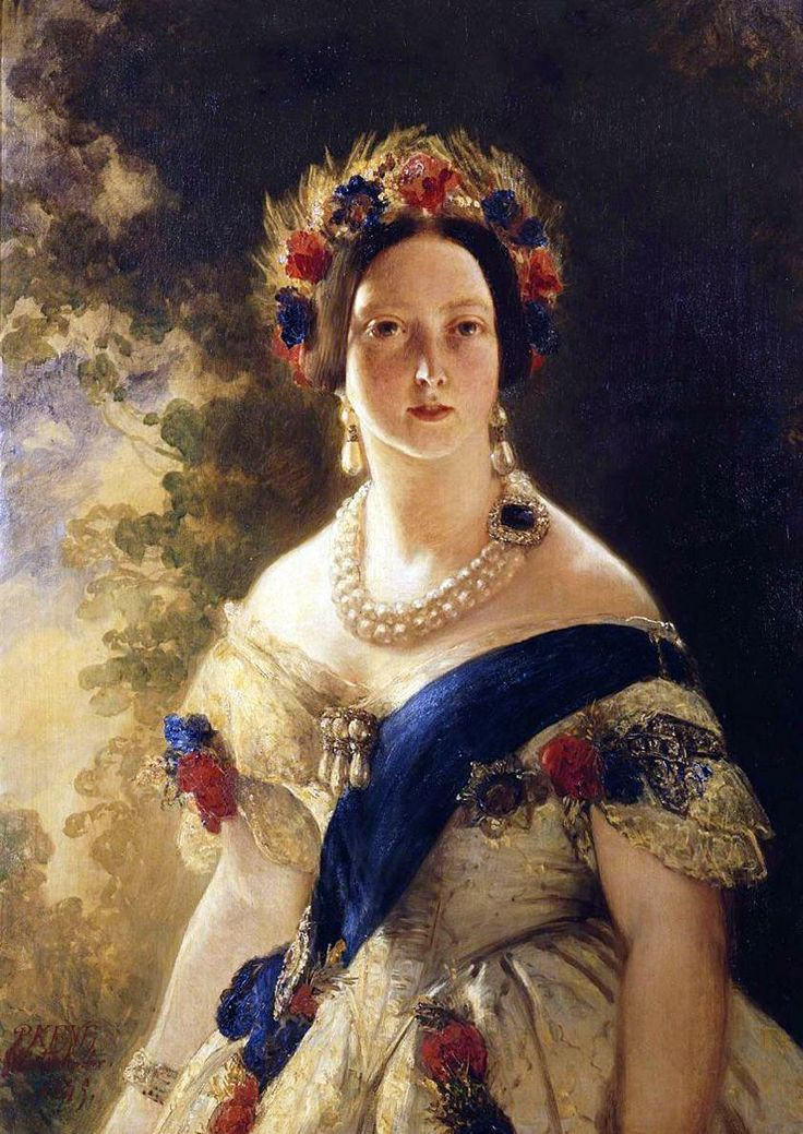 The Young Sewphisticate: A Young Queen Victoria