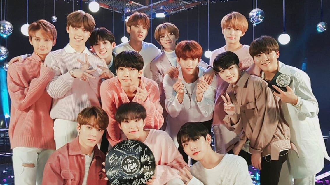 SEVENTEEN is Ready for a Comeback with The 7th Mini Album 'Heng:garæ'