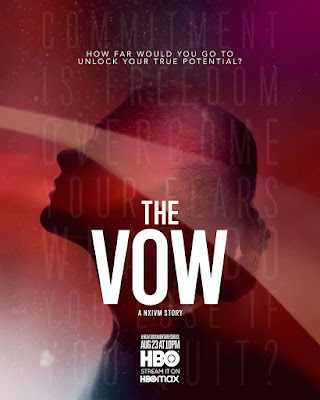 The Vow HBO poster