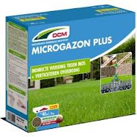 dcm microgazon