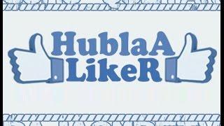 شرح موقع Hublaa.me لزيادة معجبين وتعليقات ومتابعين