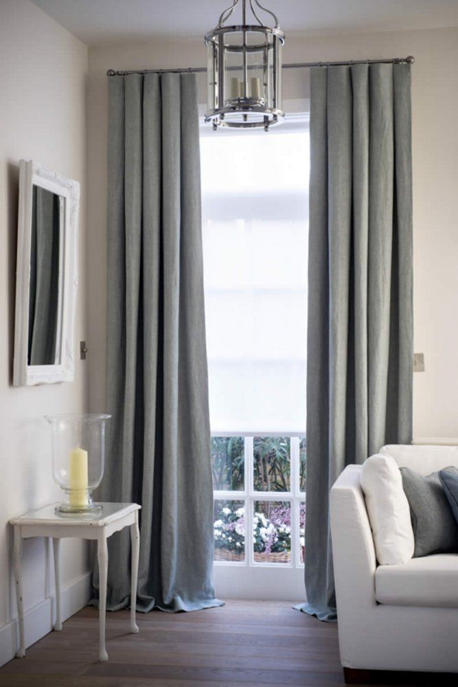 How To Sew Grommet Curtains With Lining Kitchen Panel Pinch Pleat Ruffled