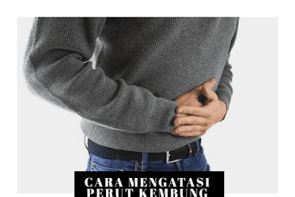 3 Cara Mengatasi Perut Kembung yang Menganggu