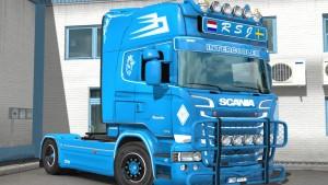 Scania RJL RSJ Transport Skin