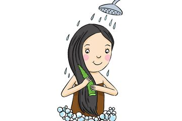 Penggunaan Shampoo Menurut Jenis Rambut