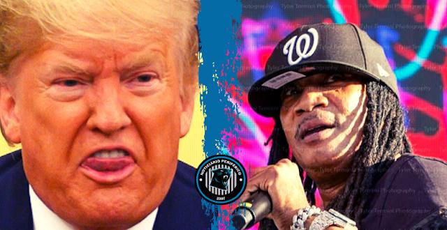Trump usa indevidamente musica do DJ Kool e o DJ teve que se explicar