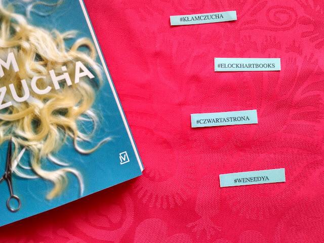 """Kłamstwa, oszustwa, pierścionki i uczucia czyli  recenzja powieści pt.""""Kłamczucha"""" E. Lockhart"""