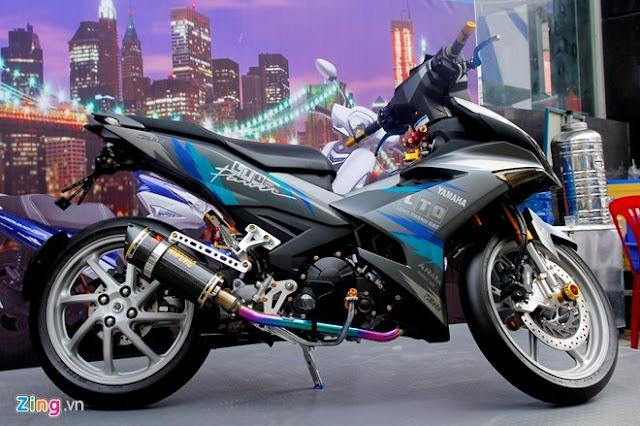 Top 10 xe Yamaha Exciter 150  độ đẹp nhất