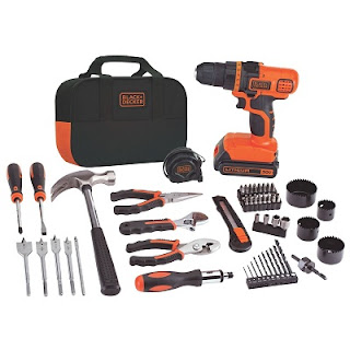 Black and Decker LDX120PK review
