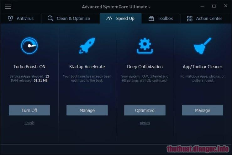 Download Advanced SystemCare Ultimate 12.2.0.130 Full Crack