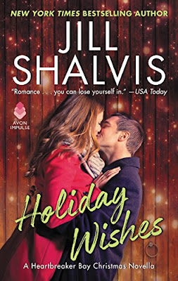 Book Review: Holiday Wishes, by Jill Shalvis, 4 stars