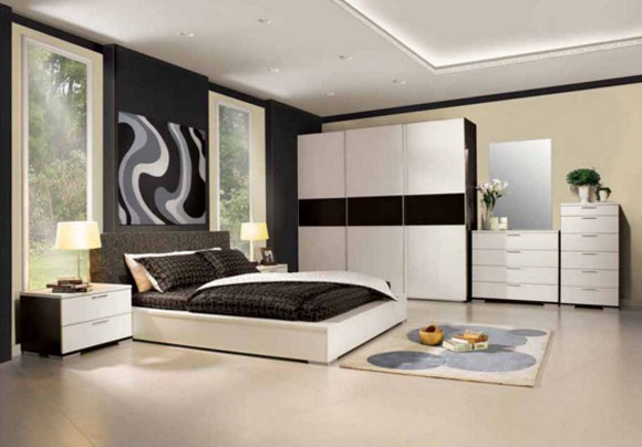10 Desain Kamar Tidur Kecil Minimalis Modern Inspirasirumahku Com
