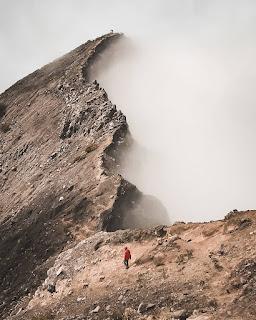 gunung raung, jalur ekstrem, kalibaru, sumber waringin
