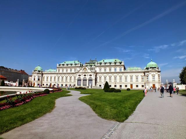 Visitas para un fin de semana en Viena