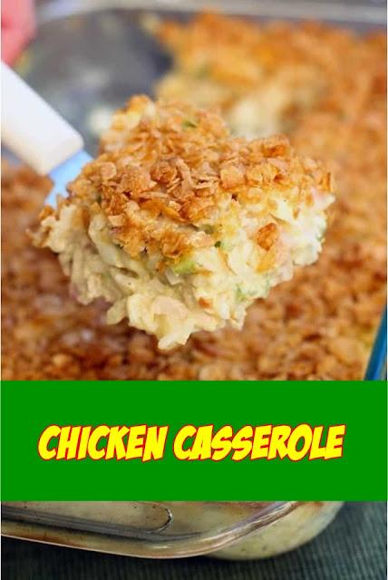 #Chicken #Casserole