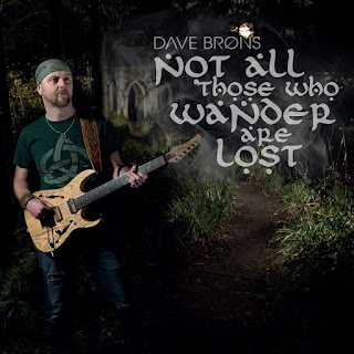 Dave Brons Not All Those Who Wander Are Lost