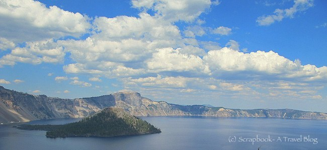 Skywatch at Crater Lake National Park