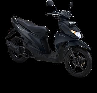 Warna, Fitur, dan Spesifikasi Suzuki Nex II Elegant