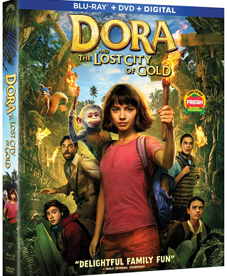Dora and The Lost City of Gold [2019] [BD25] [Latino]