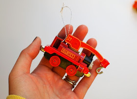 Easy DIY toy Car Ornaments