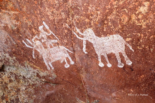 Bhimbetka: A stroll through pre historic age