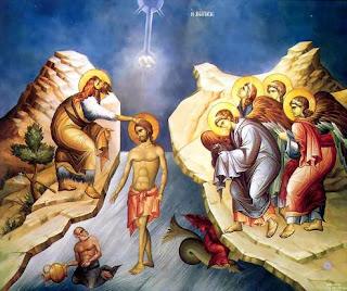 Αποτέλεσμα εικόνας για Γιατί ο Χριστός βαπτίστηκε τριάντα χρονών;