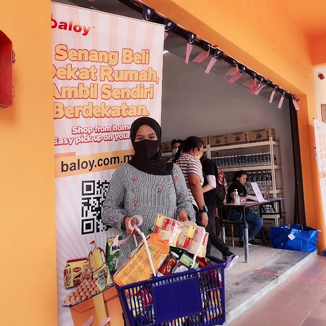 Shop at Baloy Member Mart is so Berbaloi!