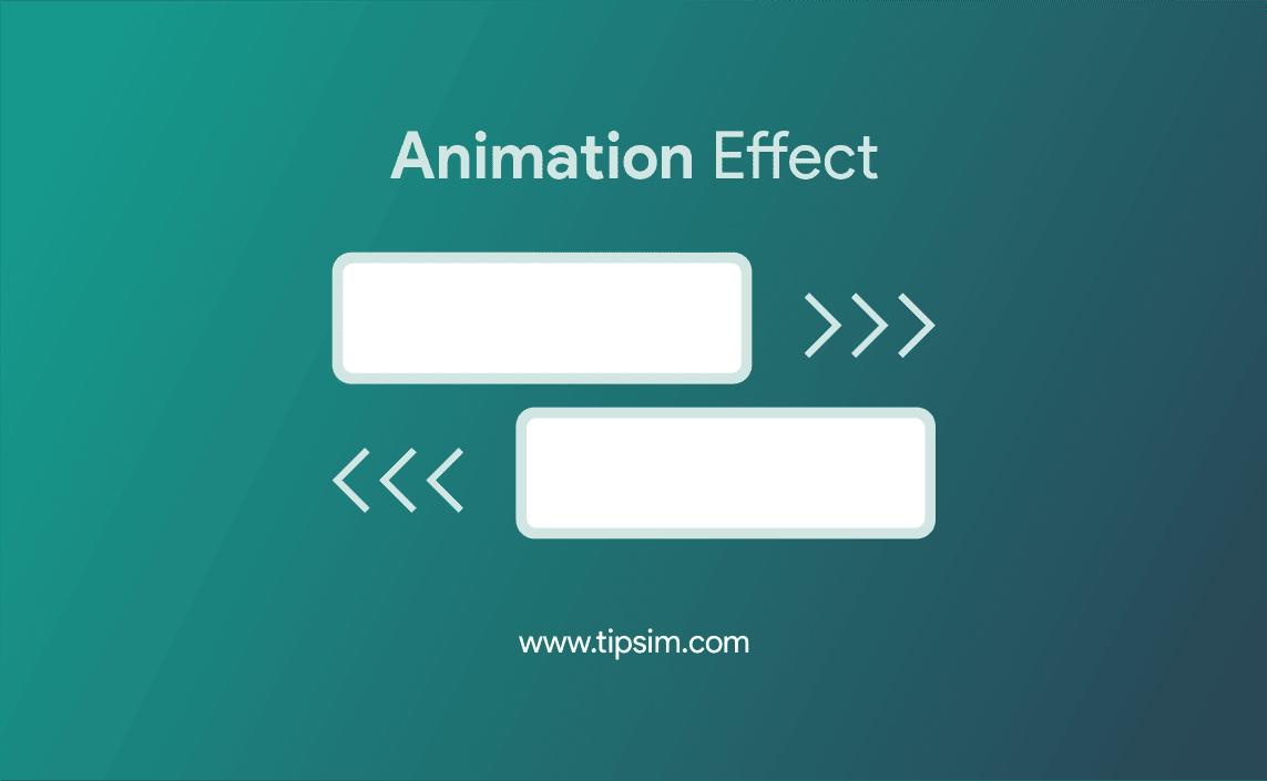 Cara Membuat Efek Animasi MoveInLeft, MoveInRight, dan FloatingFox Menggunakan CSS