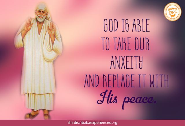 Shirdi Sai Baba Blessings - Experiences Part 2820