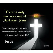 Jesus is the way, the truth and life