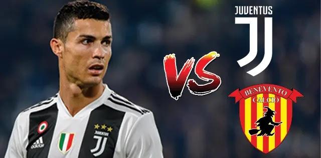 بث مباشر | مشاهدة وموعد مباراة يوفنتوس وبينفينتو في الدوري الايطالي