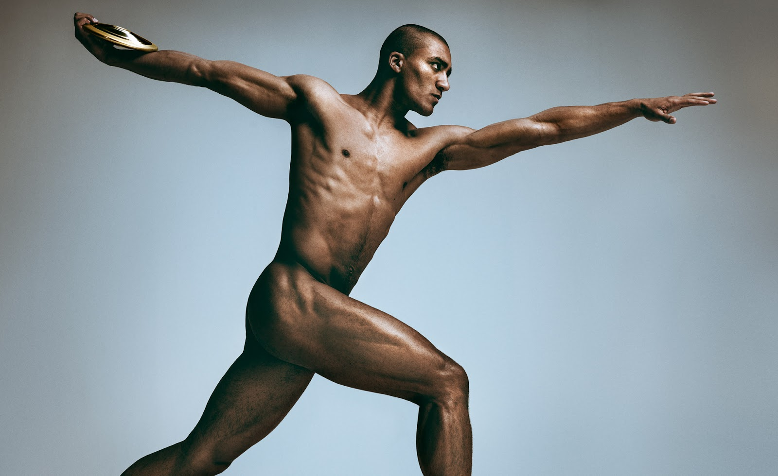 Pictures Of Nude Athletes